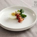 Jajka z boczkiem i roszponką – Wielkanoc 2015