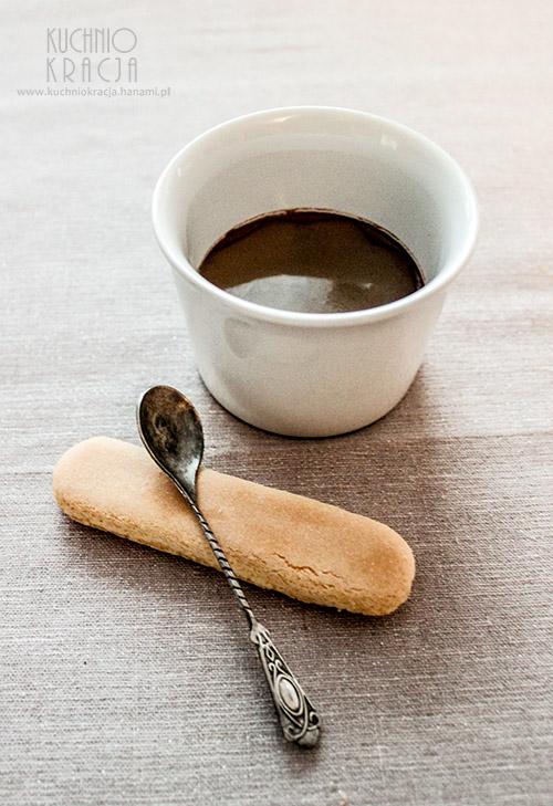 Prosty krem czekoladowy z karmelem, Fot. Hanami®