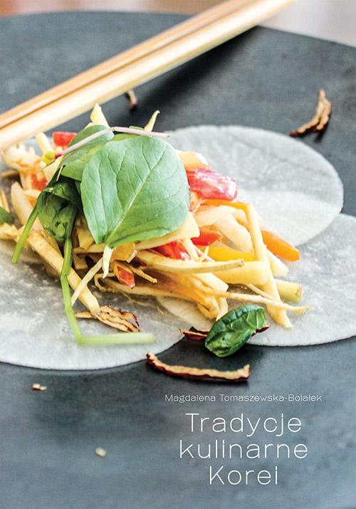Tradycje kulinarne Korei, książka