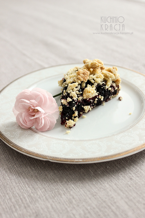 Huckleberry Pie (Idaho) – Rok z kuchnią USA, Fot. Hanami®