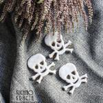 Piernikowe czaszki – Halloween 2015