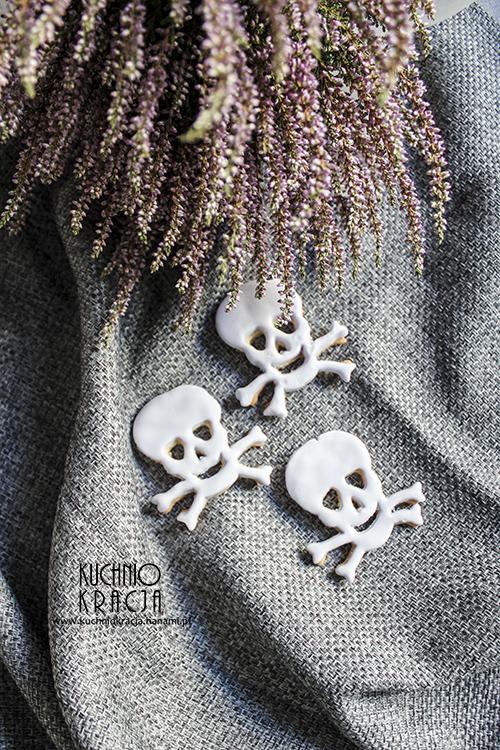 Piernikowe czaszki - Halloween 2015, Fot. Hanami®