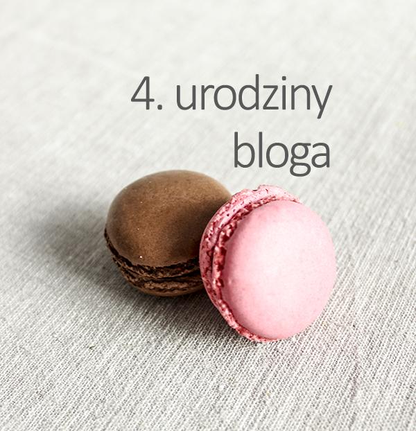 4. urodziny bloga