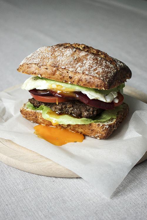 Aussie burger, Fot. Hanami