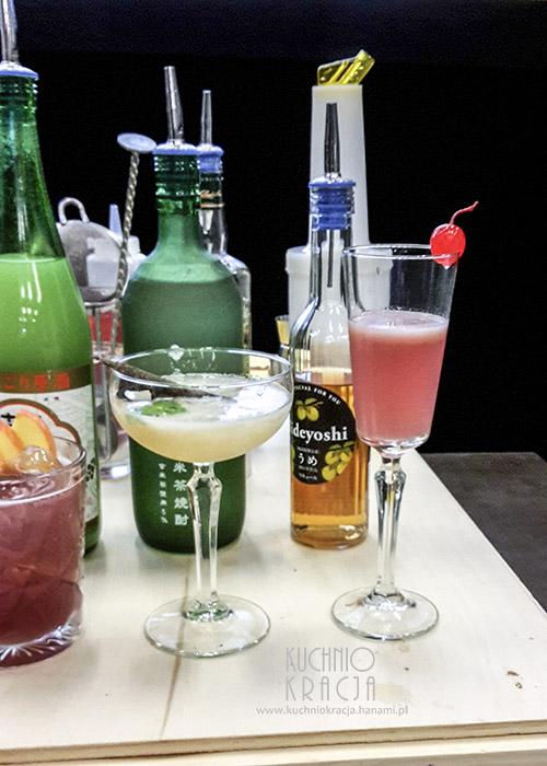 Japońskie alkohole, Fot. Hanami