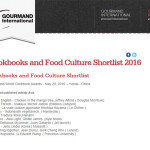 """""""Tradycje kulinarne Korei"""" w finale Gourmand World Cookbook Awards"""