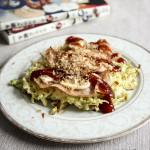 Okonomiyaki z boczkiem