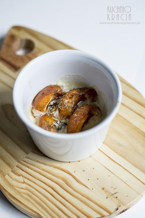 Szybki deser z morelami, Fot. Hanami