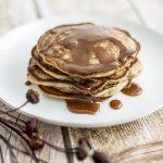 Karmelowe pancakes