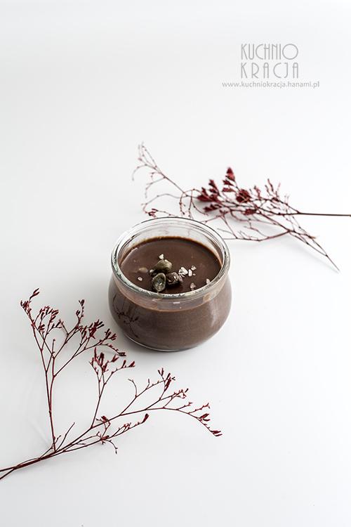 Krem czekoladowy z kaparami, Fot. Hanami