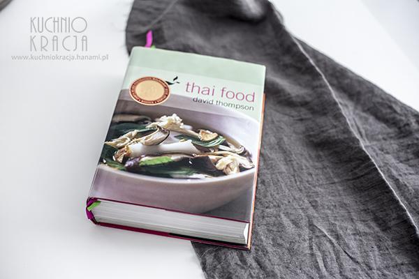 Książka kuchnia tajska, Fot. Hanami