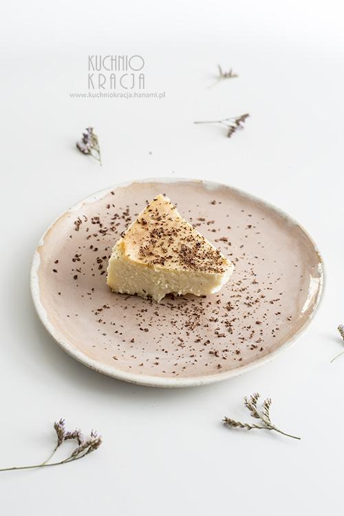 Sernik z cytrynową nutą, Fot. Hanami