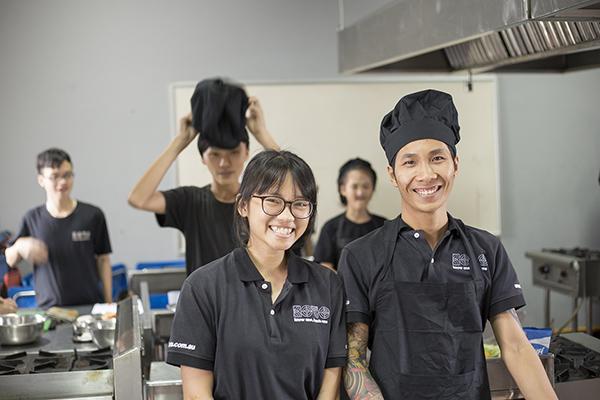 Promocja kuchni polskiej w Hanoi