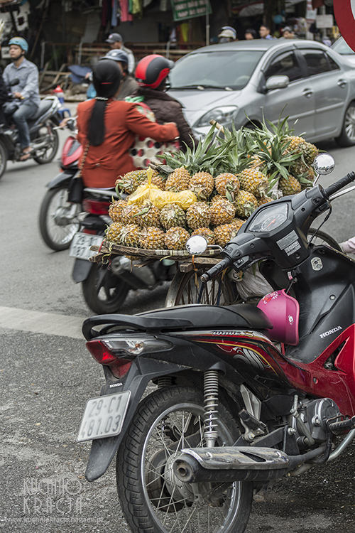 Małe ananasy, Fot. Hanami