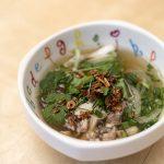 Wietnamska zupa mien ga