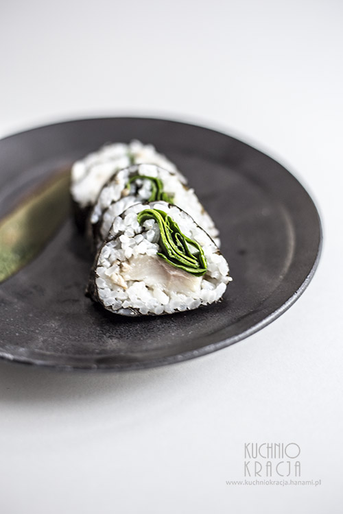 Sushi ze śledziem, Fot. Hanami