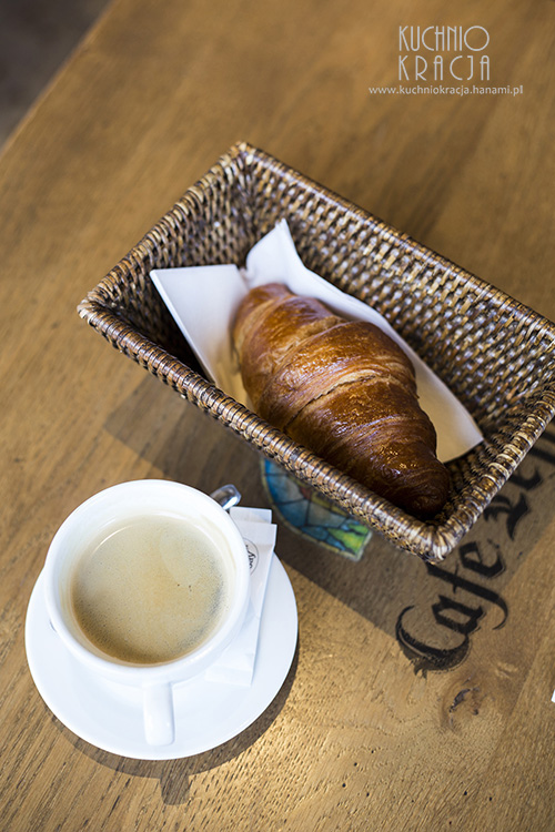 Kawa i rogalik, Fot. Hanami