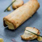 Kulinarne Zjednoczenie Polski – Cannelloni marcepanowe z kremem z trawy żubrowej