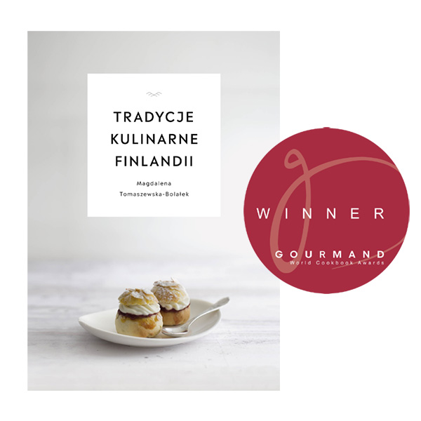 Tradycje kulinarne Finlandii, Gourmand World Cookbook Awards