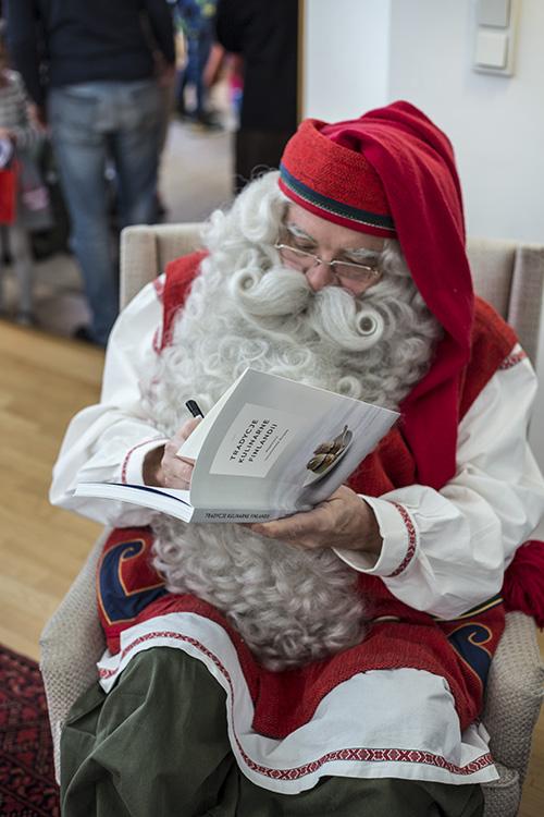 Święty Mikołaj i Tradycje kulinarne Finlandii, Fot. Hanami