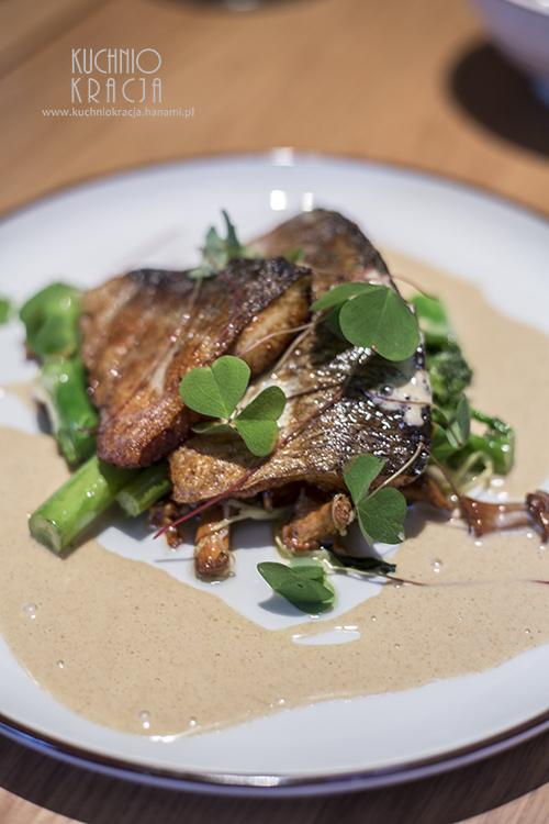 Ryba, restauracja Pinella