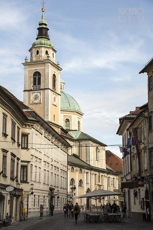 Lublana, Słowenia