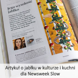 Jabłka Newsweek Slow