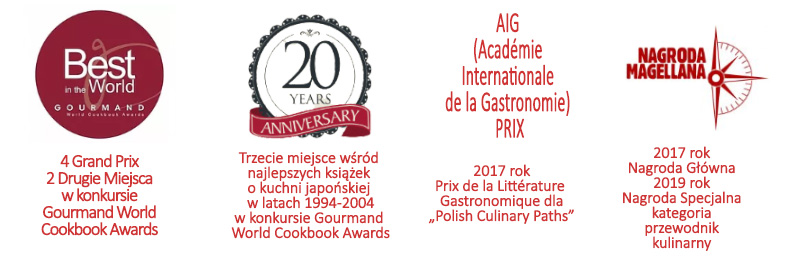 Gourmand World Cookbook Awards, Prix de la Littérature Gastronomique, Nagroda Magellana