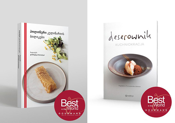 Gourmand World Cookbook Awards 2020