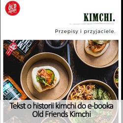 Tekst o kimchi